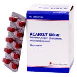 Асакол 800 мг (50 шт)