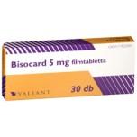 Бисокард 5 мг (30 шт)