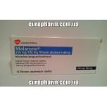 МАЛАРОН (Атоваквон) таб в п/о. 250 мг / 100 мг, 12 шт.