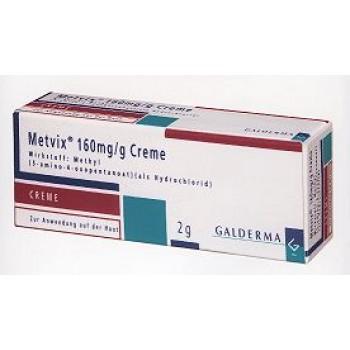 Метвикс крем (2гр)
