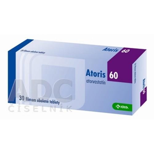 лекарство аторис от холестерина
