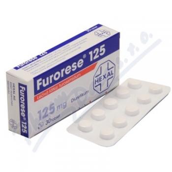 Фурорезе 125 мг (30 шт)