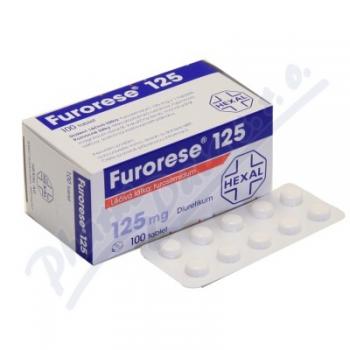 Фурорезе 125 мг (200 шт)