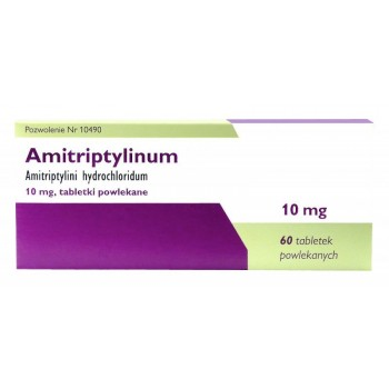 Амитриптилин 10 мг (60 шт)