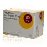 Аторвастатин (Teva Pharma) 80 мг (90 шт)