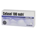 Цефасель 100 мг (20 шт)