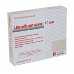 Церебролизин 215,2 mg/ml, 1 мл № 10