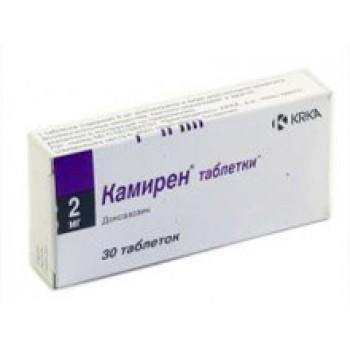 Камирен 2мг, 30 таблеток