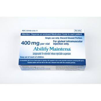 Абилифай 400 мг № 1