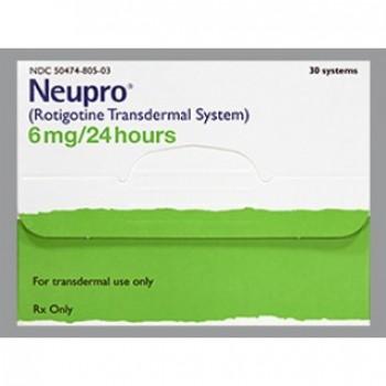 Ньюпро (Неупро) Пластырь  6 мг (7 шт)