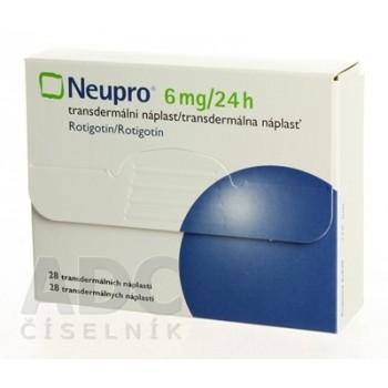 Ньюпро (Неупро) Пластырь  6 мг (28 шт)