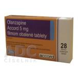 Оланзапин Акорд 5 мг (28 шт)