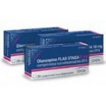 Оланзапин Стада 10 мг (28 шт)