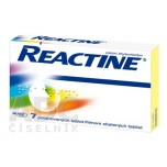 Реактин 10 мг (7 шт)