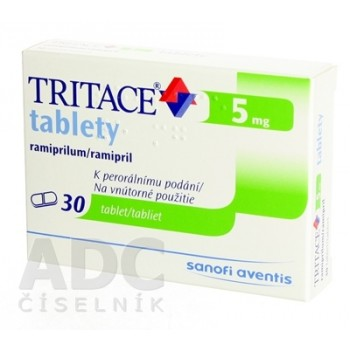 Тритаце 5 мг (30 шт)
