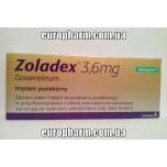 Золадекс Депо 3,6 мг шприц